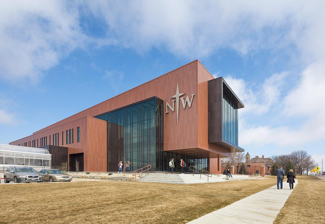 Northwestern College Natural and Health Sciences Building | Engineering Firm near me | Northwest Iowa Mechanical Engineer | Engineering Design Associates, Inc. | EDA