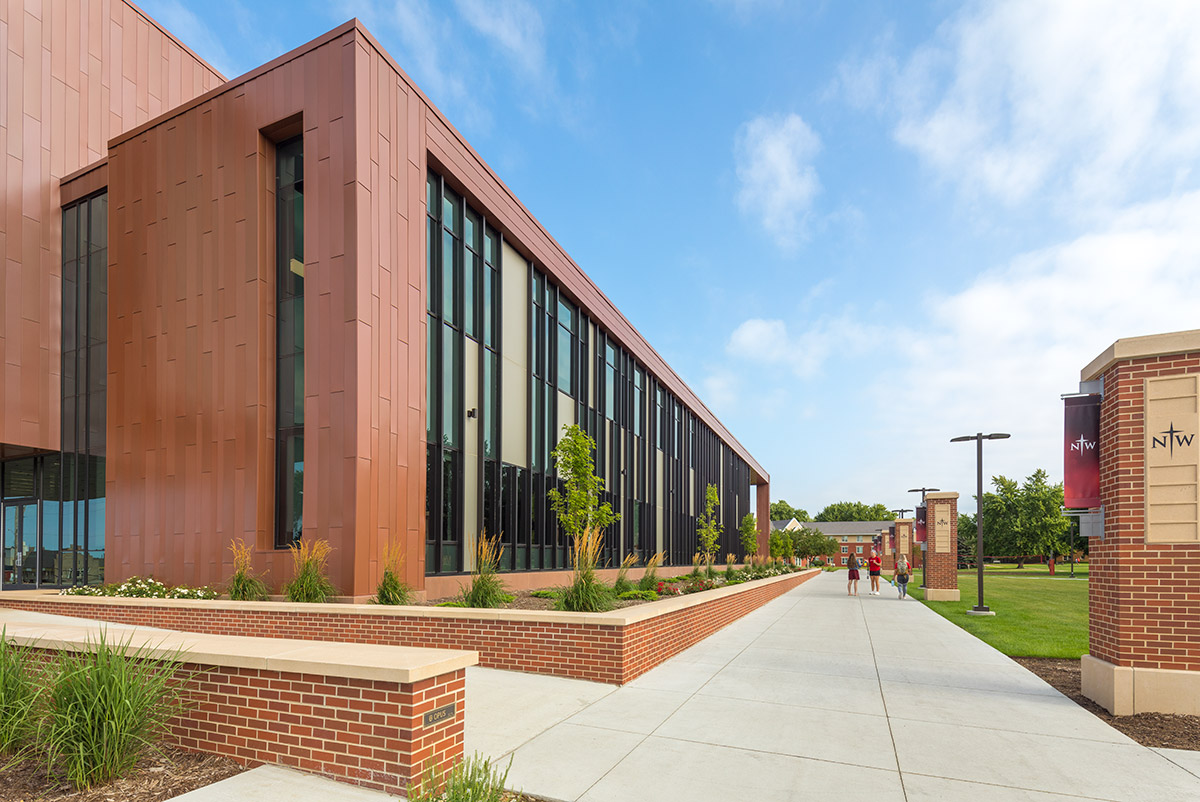 Northwestern College Natural and Health Sciences Building | Electrical Engineering Design | Mechanical Engineering Design Services | Engineering Design Associates, Inc. | EDA