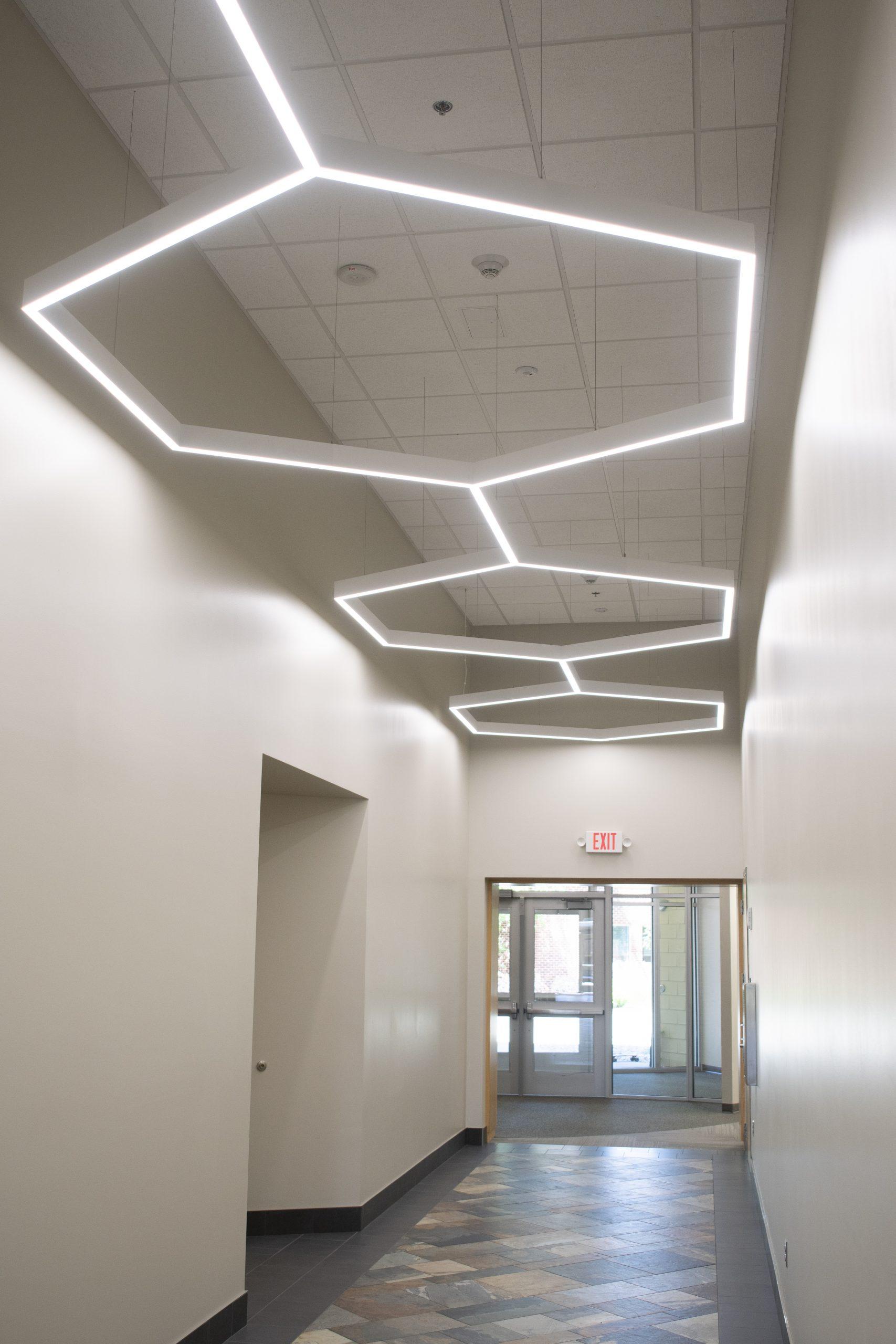 Dordt University Nursing Renovation & Addition and Big Box Theater   Electrical Engineering Design Services   Engineering Design Associates