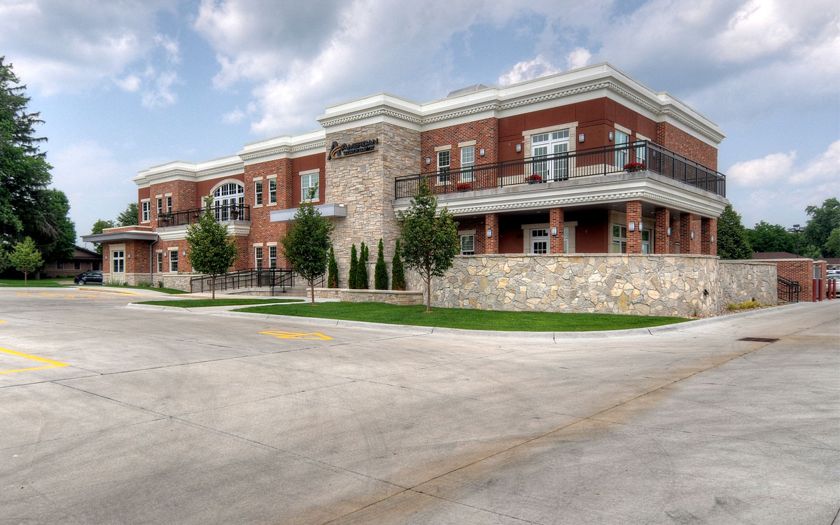 American State Bank Addition | Our Bank Projects | Northwest Iowa Mechanical Engineer | Engineering Design Associates, Inc. | EDA