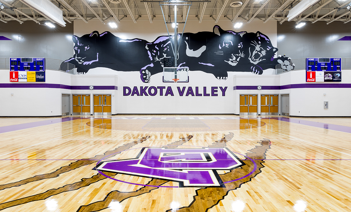 Dakota Valley High School | Our Education Projects | Northwest Iowa Mechanical Engineer | Engineering Design Associates, Inc. | EDA