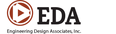 HEADER LOGO | Northwest Iowa Mechanical Engineer | Engineering Design Associates, Inc. | EDA