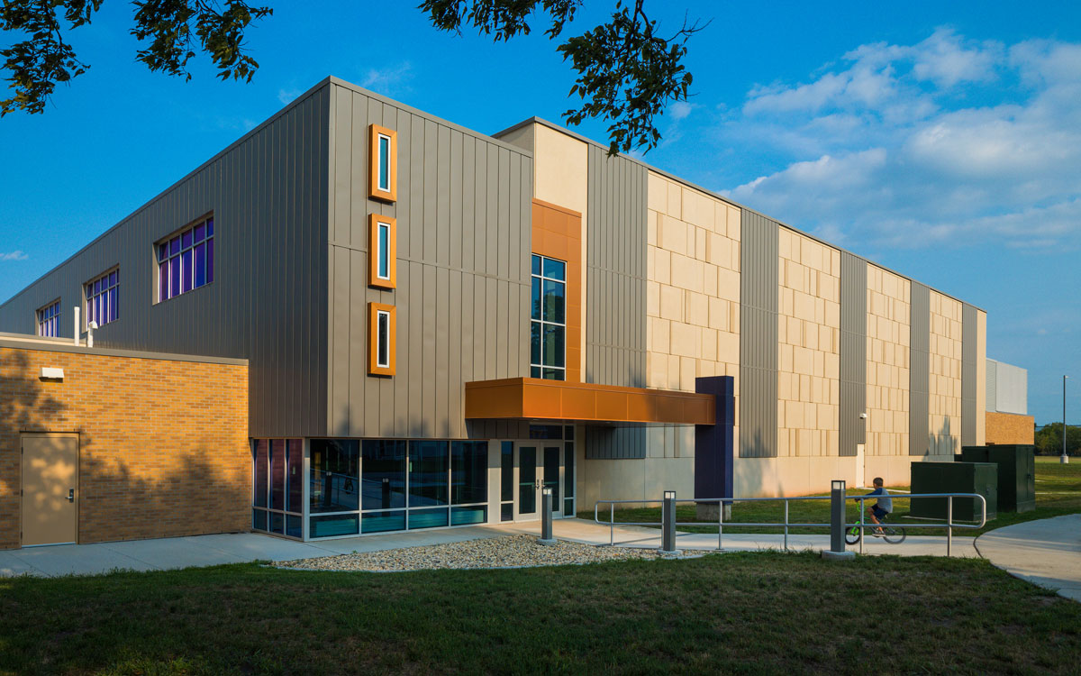 Spencer High School Fine Arts | Our Projects K-12 Education | Engineering Design Associates Inc. | EDA
