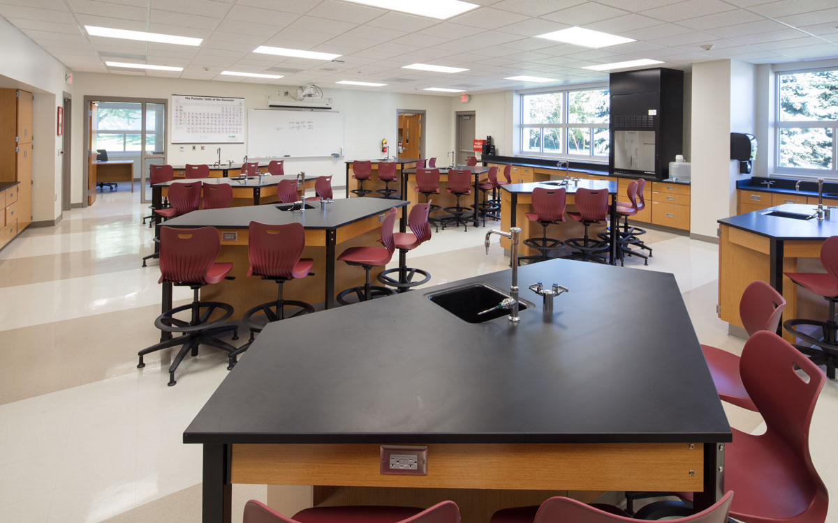Western Christian High School Remodel | Our Projects | Engineering Design Associates Inc. | EDA