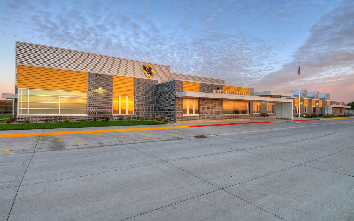 Hinton Elementary School | K-12 Engineers near northwest Iowa | Engineering Design Associates
