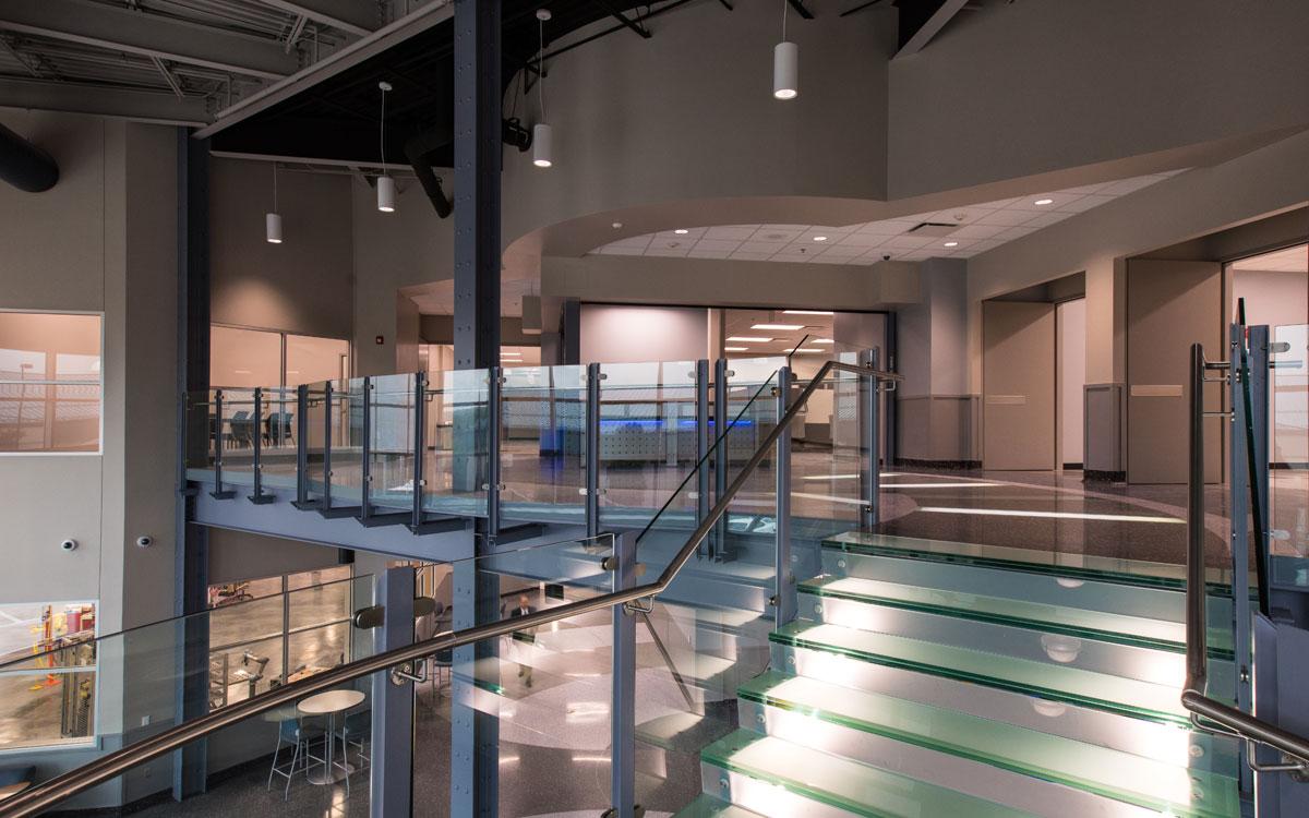 Iowa Western Community College | Engineering Building | Engineers near me | Engineering Design Associates