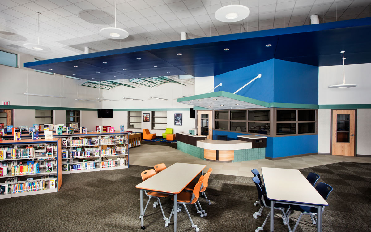 Loess Hills Elementary School | Sioux City Community School District | Iowa Engineers | Engineering Design Associates