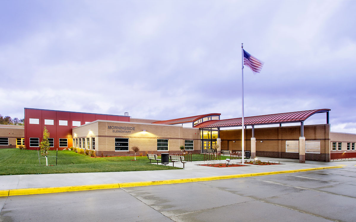 Morningside Elementary School | Our Projects | Engineering Design Associates Inc. | EDA