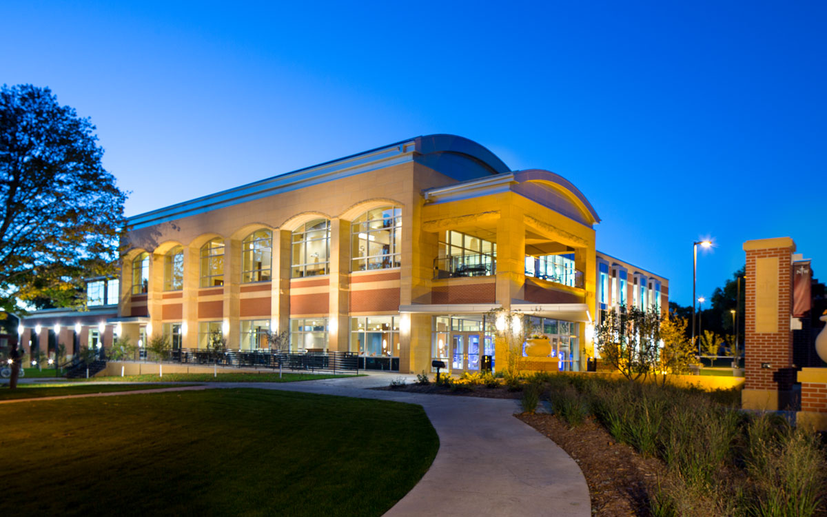 Northwestern College Learning Commons | Northwest Iowa Engineer Consultant | Engineering Design Associates