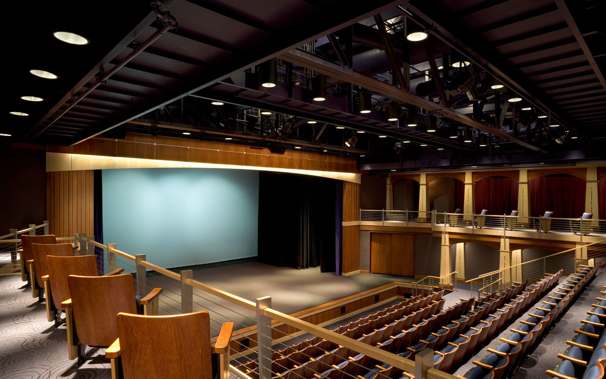 Northwestern College Performing Arts Center | Northwest Iowa Engineer Consultant | Engineering Design Associates