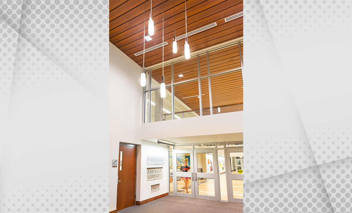 Northwestern College Ramaker Hall | Our Higher Education Project | Northwest Iowa Engineering Design Associates