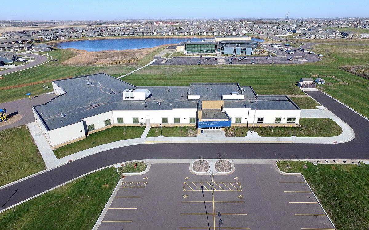 Tea Area Schools | Frontier Elementary School | K-12 Education Engineering near me | Engineering Design Associates