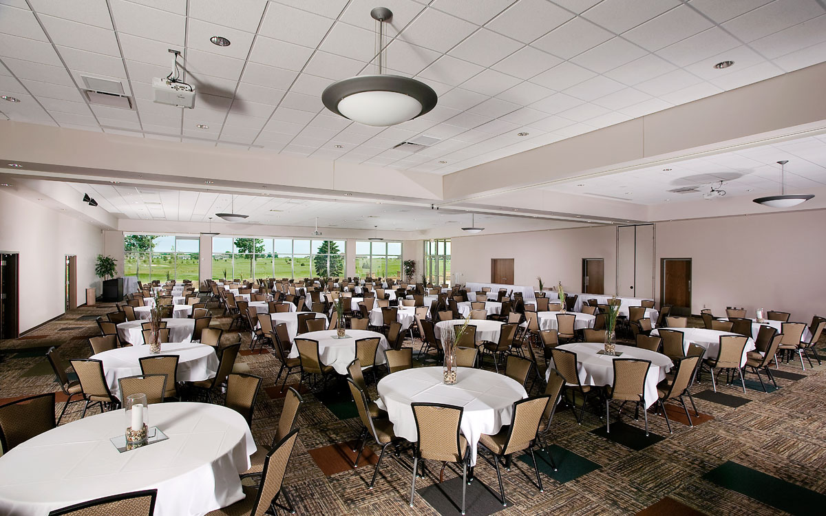 Terrace View Event Center | Northwest Iowa Mechanical Engineer Near Me | Engineering Design Associates