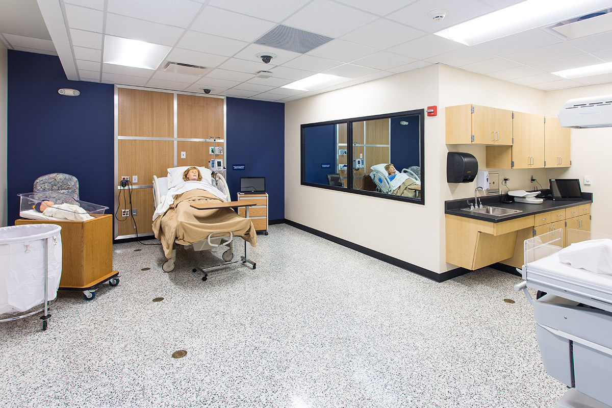 Mount Marty College Nursing Remodel | College Mechanical and Electrical Engineering South Dakota | Engineering Design Associates